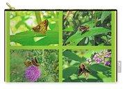 Zabulon Skipper Butterfly - Poanes Zabulon Carry-all Pouch