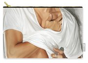 Zac Efron Artwork Carry-all Pouch