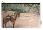 Zachary The Mule Carry-all Pouch
