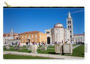 Zadar Historic Architecture Carry-all Pouch
