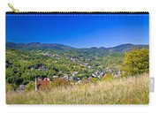 Zagreb Hillside Green Zone Nature Carry-all Pouch