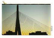 Zakim Bridge Silhouette Carry-all Pouch