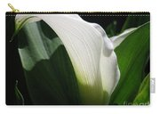 Zantedeschia Named Crystal Blush Carry-all Pouch