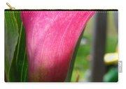 Zantedeschia Named Regal Carry-all Pouch