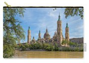 Zaragoza, Zaragoza Province, Aragon Carry-all Pouch