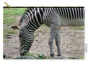 Zebra-09004 Carry-all Pouch