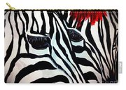 Zebra Couple Carry-all Pouch