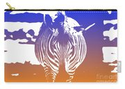 Zebra Crossing V6 Carry-all Pouch