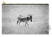 Zebra Explorer Carry-all Pouch