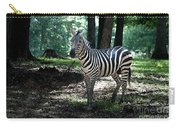 Zebra Forest 2 Carry-all Pouch