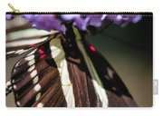 Zebra Heliconian Heliconius Charithonia Carry-all Pouch