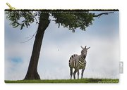 Zebra Hill Carry-all Pouch