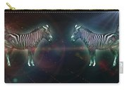 Zebra Nation Carry-all Pouch