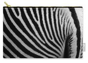 Zebra Tail Carry-all Pouch