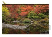 Zen Foliage Colors Carry-all Pouch
