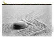 Zen Stone Carry-all Pouch by Delphimages Photo Creations