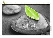Zen Stones Carry-all Pouch by Elena Elisseeva