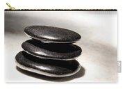 Zen Stones Carry-all Pouch