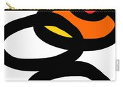 Zen Sunrise Carry-all Pouch by Linda Woods