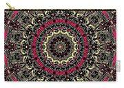 Zentangle No. 7 Kaleidoscope Carry-all Pouch