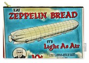 Zeppelin Bread Carry-all Pouch