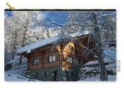 Zermatt Chalet Carry-all Pouch