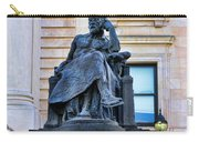 Zeus The King Carry-all Pouch by Paul Ward