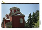 Zica Monastery Carry-all Pouch