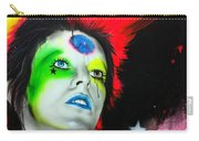 Ziggy Played Guitar Carry-all Pouch