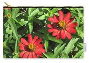Zinnia Gardens-1 Carry-all Pouch