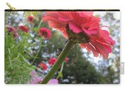 Zinnia Side View Carry-all Pouch