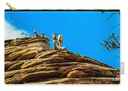 Zion Bighorn Sheep Carry-all Pouch
