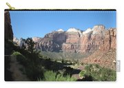 Zion Canyon View Carry-all Pouch