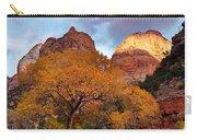 Zion Cliffs Autumn Carry-all Pouch