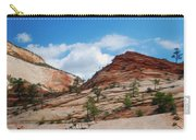 Zion National Park 1 Carry-all Pouch