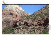 Zion National Park 2 Carry-all Pouch