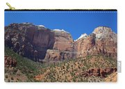 Zion National Park 3 Carry-all Pouch