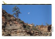 Zion National Park Moonrise Carry-all Pouch