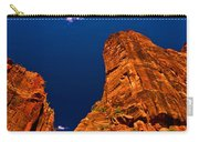 Zion National Park Oil On Canvas Carry-all Pouch