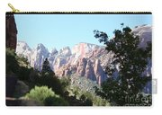 Zion Park Majestic View Carry-all Pouch