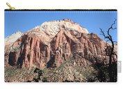 Zion Park Mountainscape Carry-all Pouch
