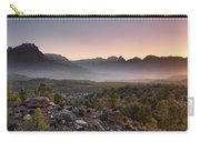 Zion Sunrise Carry-all Pouch