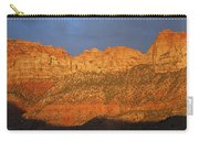 Zion Sunset Panorama Carry-all Pouch
