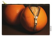 Zipped Oranges Carry-all Pouch