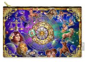 Zodiac Carry-all Pouch