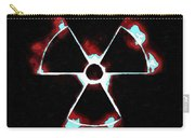 Zombie Alert Carry-all Pouch