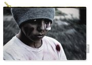 Zombie Kid Carry-all Pouch