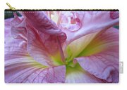 Zona Rosa Daylily Carry-all Pouch