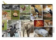 Zoo Collage Carry-all Pouch