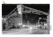 Zooming Past Historic Third Ward Carry-all Pouch